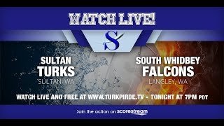 18-19 Varsity Volleyball - South Whidbey vs Sultan