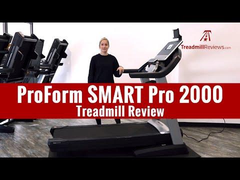 ProForm SMART Pro 2000 Treadmill Review (2019 Model)