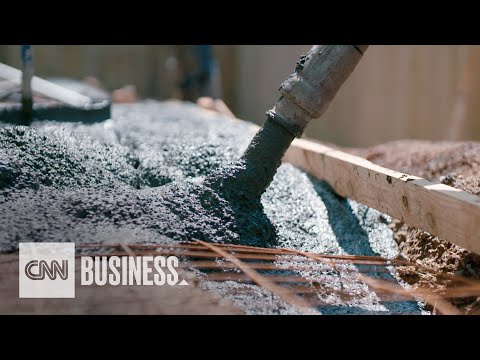 This concrete traps CO2 emissions forever | Mission Ahead
