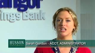 Husson University and Bangor Savings Bank
