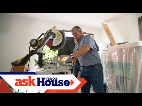 How to Install Wood Crown Molding | Ask This Old House