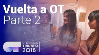 Los concursantes de OT 2017, en el estreno de OT 2018 | OT 2018