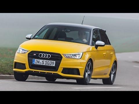Audi S1 (2014) - Kleiner Bayer mit großem Herz