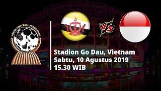 Jadwal Pertandingan dan Siaran Langsung Piala AFF U 18, Brunei Darussalam vs Indonesia Sabtu (10/8)