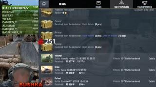 World of Tanks Blitz Livestream NA Server