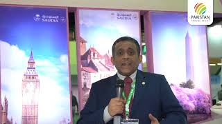 Essam A AL Habsi, Country Manager Saudia Airline