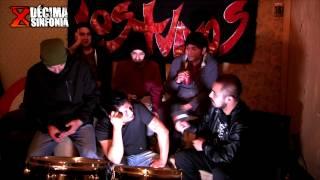 Décima Sinfonía TV - Capítulo 4 - Sesión en vivo - Los más vivos