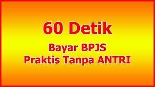 Video Cara Bayar BPJS Via ATM Mandiri WA 0857 1219 4466