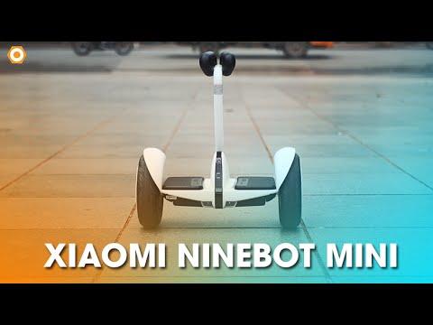 Hướng dẫn sử dụng xe điện tự cân bằng tay cầm Ninebot mini