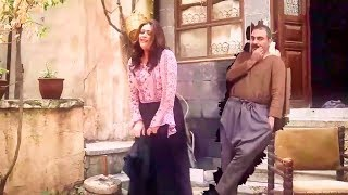 حرمه العكيد تعترف بعلاقتها بابن عمتها وكشف مخطط التخلص من ابو عامر مشان المصاري - عطر الشام