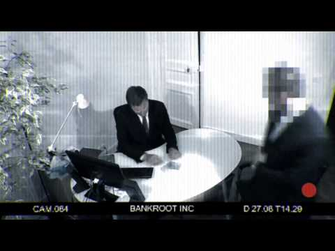 BANK ROOT PILOTE  Premier Rôle . François Quéval