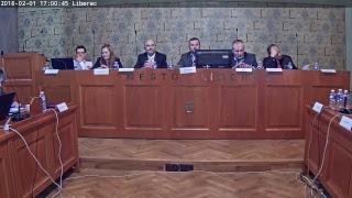 Magistrát Liberec – živé vysílání