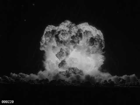 Pubblicano 125 video di test nucleari atmosferici effettuati dagli Stati Uniti.