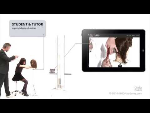 City & Guilds MHD Academy - online hairdressing training overview ...