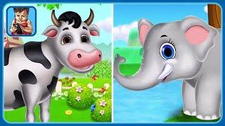 Мультик про животных для детей * Развивающие мультики для самых маленьких * Мультфильмы детям