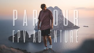ALL IN ONE. Parkour Adventure FPV VLOG | 4K