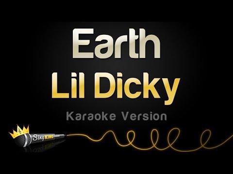 Lil Dicky Earth Karaoke Version