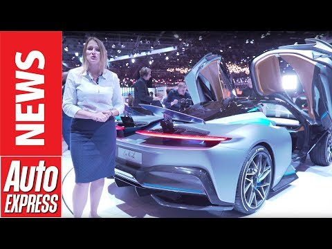 Automobili Pininfarina Battista –the most powerful road car ever made