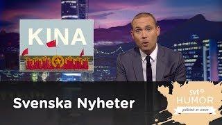 Svenska nyheter - Inte rasist, men det här med kineser