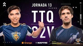 Telepizza Team Queso VS S2V Esports | Jornada 13 | Temporada 2019 Verano