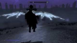 Мод Драконь крылья для Skyrim