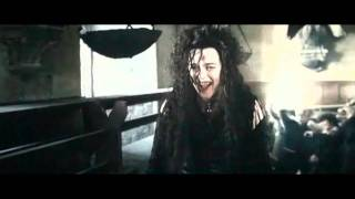 Bellatrix Lestrange, Bellatrix VS Molly