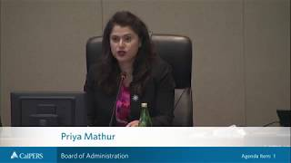 Board of Administration Part 2   March 21, 2018