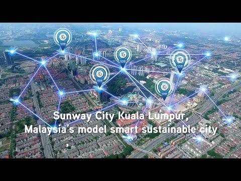 Sunway x Celcom x Huawei 5G Showcase @ Sunway Pyramid!