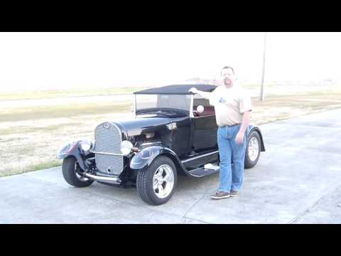 1929 Ford Roadster At StreetRodding.com