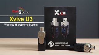 รีวิว XVive U3 Wireless Microphone System