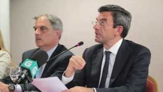 "Pablo Pérez inaugura ""Un Santo en Datos"""