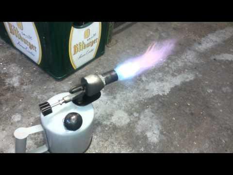 Der Umschalter das Gas das Benzin des Systems stag-4