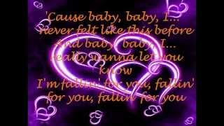 Stevie Hoang   Falling for You Lyrics