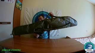 Чехол aquatic ч-01 для удочек мягкий 145см