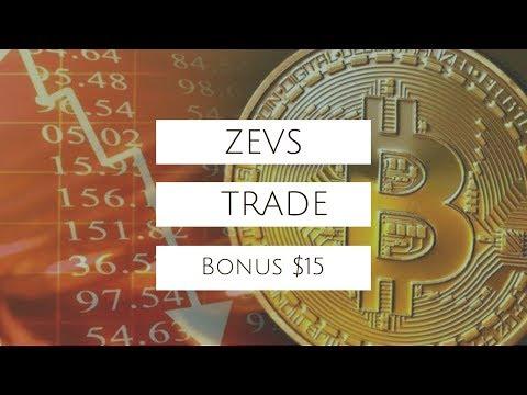 ZEVS TRADE INVESTMENTS PLATFORM отзывы 2019, mmgp, обзор, Live Deposit 21 USD!