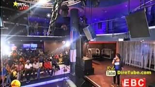 Balageru Idol contestant Eyerusalem Abraham Sings Hamelmal Abate's Lenur