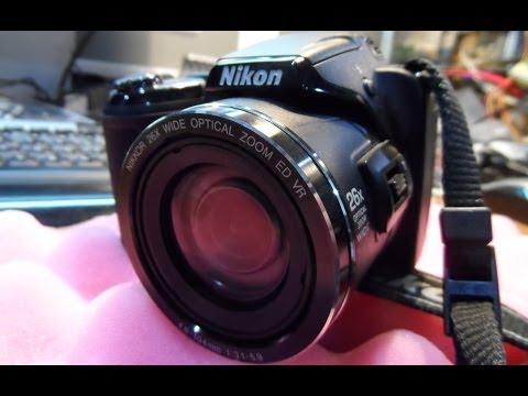 Не включается. Ремонт фотокамеры Nikon L810.