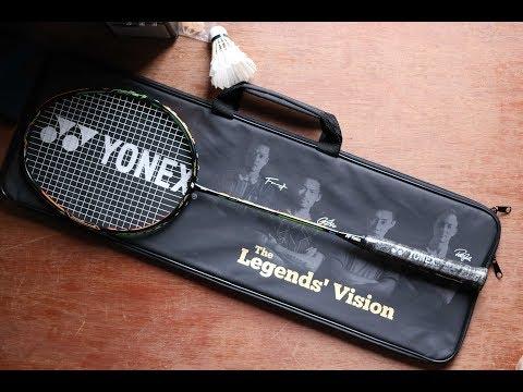 Yonex Duora10 Racket Review