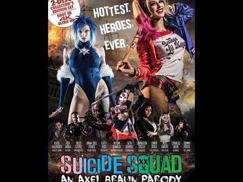 Suicide Squad XXX Review (Heimdal987 Tribute)