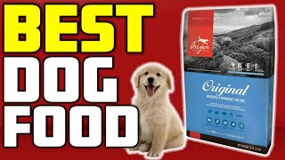 5 Best Dog Food in 2020