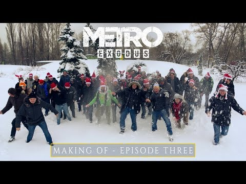 The Making Of Metro Exodus - Partie 3 de Metro Exodus