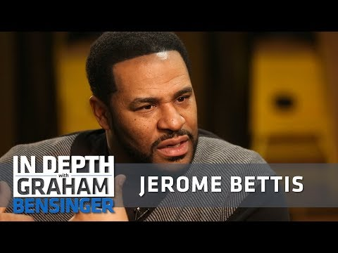 Jerome Bettis: Face to face with a potential kidnapper