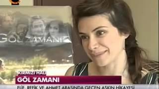Göl Zamanı - 24 Tv Kırmızı Halı Röportajı