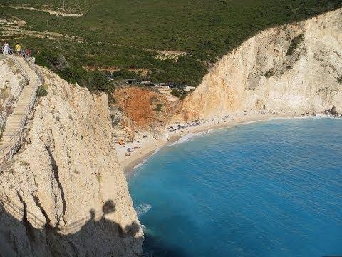 Οι παραλίες της Λευκάδας