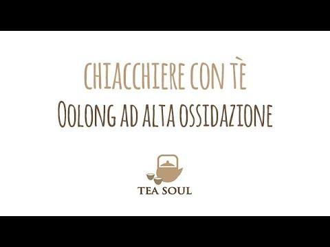 """""""Chiacchiere con tè"""" #12: degustazione di tè Oolong ad alta ossidazione"""