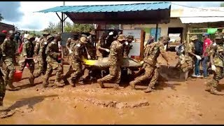 20 children among 41 killed in Solai tragedy - VIDEO