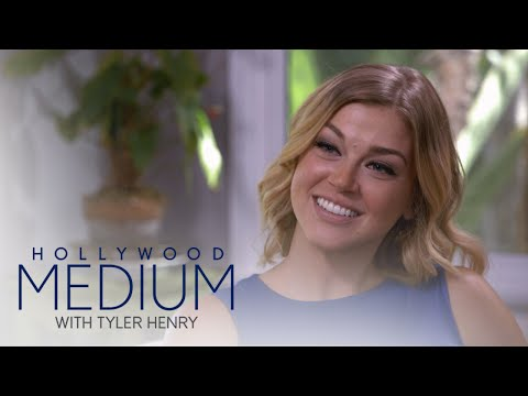 Adrianne Palicki Connects With Late Grandfather | Hollywood Medium with Tyler Henry | E!