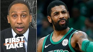 Stephen A. explains how the Lakers can still sign Kyrie Irving | First Take