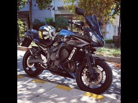 Yamaha Fazer s2 600