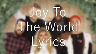 Joy To The World「Pentatonix 」[On Screen Lyrics]